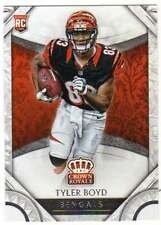 2016 Panini Crown Royale Football RC #81 Tyler Boyd Bengals