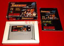 STARWING Super Nintendo Snes Star Wing Versione Italiana PAL ○ USATO
