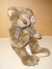 Puffy Lane Color Rich Limited Plush Teddy Bear Heirloom Collection w/ Tag 13''