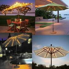 Patio Umbrella Lights with Remote & Timer, 8 Mode 104 LED Lights FREE SHIPPING!