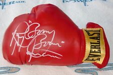 RAY BOOM BOOM MANCINI SIGNED AUTOGRAPHED 9 oz. LEFT EVERLAST BOXING GLOVE