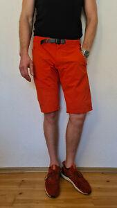 Mountain Equipment Comici Short Bermudas Kletterhose Gr. 36 = L Orange