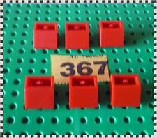 367 LEGO Part 3660 Slope, 45 2 x 2 Inverted X 6 Pcs