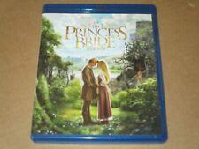 The Princess Bride 25Th Anniversary Edition Blu Ray Disc Used No Digital