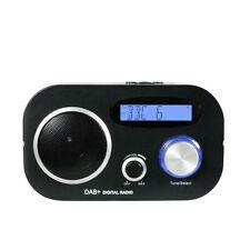 Portable AM/FM Radios with Digital Display