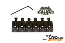 Graph Tech String Saver Classics PRS Style Saddles Black PG-8220-0B