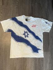 New listing Vintage Atlanta Olympics T Shirt 1996 Star Of David Coca Cola Nos Nwt Large