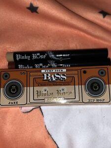 Pinky Rose Pump Your Bass Set 2 Multi-Use Makeup Sticks Hip Hop & Jazz eyeshadow