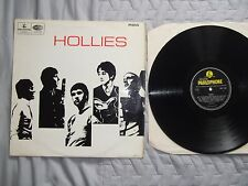 THE HOLLIES-THE HOLLIES 1965 1ST PRESS PARLOPHONE LP