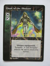 Cloak of the Abalone VTES Promo card Vampire the Eternal Struggle ccg trading