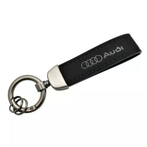 Toogod Replacement for Handmade Rhinestones Crystal Car Key Chain Audi A1 A3 A4 A5 A6 A7 A8 Q5 Q7 R8 S5 S7 Q6 RS Keychain Family Present Bling Car Accessories