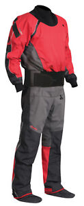 Nookie Charger Drysuit - 4ply Waterproof Breathable Kayak, Canoe, SUP UK Made