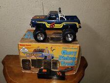 Vintage 1980s Radio Shack RC Car Chevrolet Pick Up in Original Box pre sky