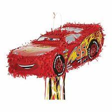 Disney Cars 3 Lightning McQueen Party Pull Pinata