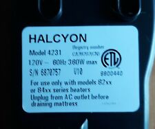 NEW Halcyon Digital Waterbed Heater Control ONLY