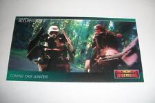 STAR WARS RETURN OF THE JEDI WIDEVISION PROMO P2