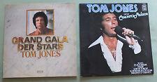 Tom Jones 2 Vinile Lp-Live at the Caesar's Palace/Grand Gala/Top