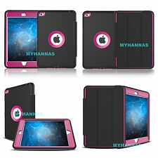 Ipad Pro & Ipad Mini 4 Defender Hybrid Hard Case/Cover Kids ShockProof 3 Layers