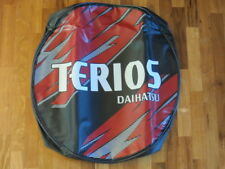 "0184 1-1-B-1 Copriruota in pelle 16/"" Daihatsu Terios rossa 64771-B4010 nuovo"