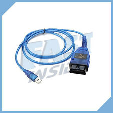 USB KKL VAG-COM 409.1 DIAGNOSI AUTO SEAT AUDI SKODA VOLKSWAGEN OBD AUTODIAGNOSI