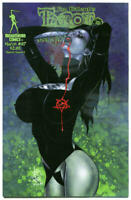 TAROT WITCH of the Black Rose #97, NM, Jim Balent, 2000, Holly Golightly, Blood