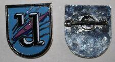 insigne de casquette kriegsmarine de la 1ère flottille de U-boat de  Brest