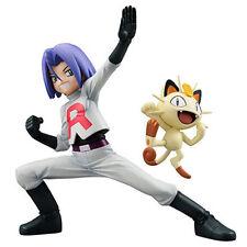 Pokemon Go James And Meowth Pocket Monster 15cm PVC Figuren Figur No Box