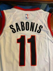 Portland Trail Blazers ARVYDAS SABONIS Jersey NBA Basketball Nike Dri Fit XXL