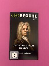 Geo Epoche .. Georg Friedrich Händel .. DVD NEU!!!