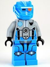 LEGO Dark Azure Robot Sidekick Galaxy Squad Solomon Blaze 70703 Space NEW!