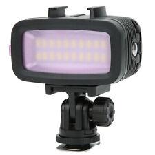 LED Camera Diving Fill Light 40m Underwater Lighting Waterproof Kit