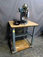 Cambridge Automatic AE101 Pneumatic Rivet Eyeletter Machine