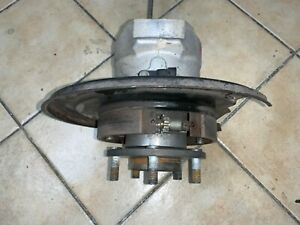 1998 1999 2000 2001 02 2003 JAGUAR XJR SUPERCHARGED RIGHT REAR SPINDLE WHEEL HUB