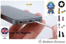 2 x Bottom Screws Pentalobe Gold Screw set for Apple iPhone 6 & iPhone 6 Plus