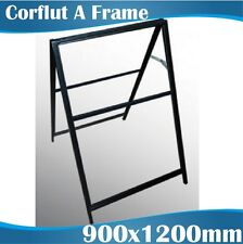 Corflute Inserted A Frame A Boards Sandwich Boards 900x1200mm