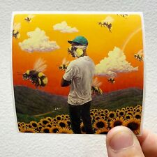 "Tyler The Creator Flower Boy 3"" x 3"" EP LP Album Cover Sticker"