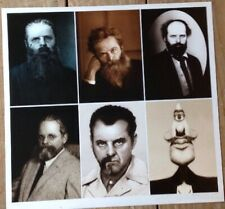 GAVIN TURK, 'BEARD PROJECT', signed lithographic print,  2015