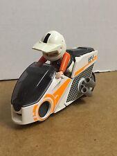 Playmobil. Figur Motorrad 5288 Spy Team