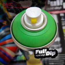 Green Lime Matte Full Dip Liquid Rubber Vinyl Aerosol Spray can Paint Plasti Dip