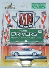 M2 MACHINES DRIVERS 1969 PONTIAC GTO JUDGE