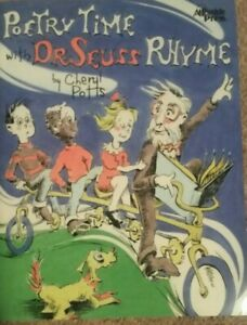 POETRY TIME WITH DR. SEUSS RHYME by Cheryl Potts Brand New **Mint Condition**