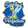 Disney Pin 48700 DLR Spoiled to Perfection Tinker Bell Pixie Fairy Kneeling