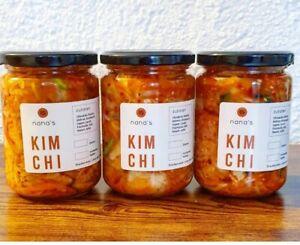 3 x Kimchi 300g *Selbstgemacht*, *Gesund* und *FRISCH* - koreanisch