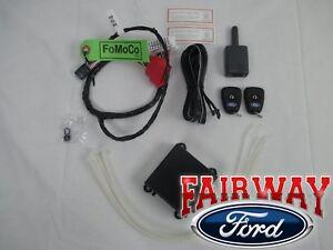 2017 Escape OEM Genuine Ford Remote Start & Security System - 2 Fob - Long Range