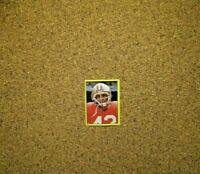 1982 Topps Football Sticker #120 Ronnie Lott (San Francisco 49ers) RC
