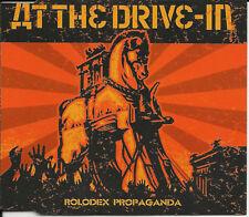Mars Volta AT THE DRIVE IN Rolodex Propaganda CD w/UNRELEASE & RARE Sparta SEALD