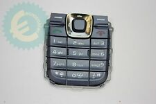 Original Nokia 2626 Tastaturmatte latin blau