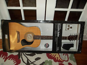 NIB Dreadnought Acoustic Guitar inspired by Adam Levine