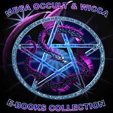 Brujería Pagano Oculto Wicca Bruja Blanca rituales Magia Wicca libros en CD