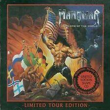 Warriors of the World by Manowar (CD, Dec-2002, Nuclear Blast)